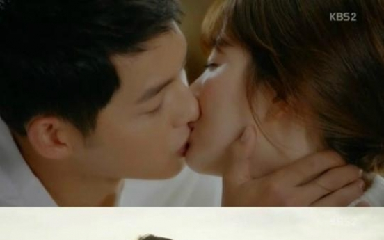 Star couple Song Joong-ki, Song Hye-kyo to wed on Oct. 31