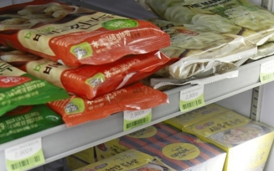 Frozen food sales up amid more one-person households: data