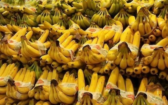 Bananas become top-selling fruit