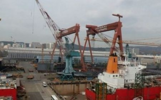 State pension fund buys up stakes in Hyundai Heavy spinoff companies