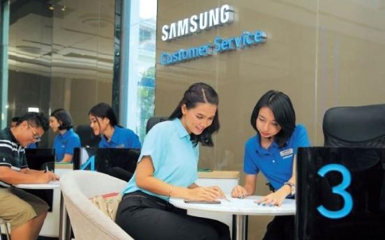 [Photo News] Samsung in Myanmar
