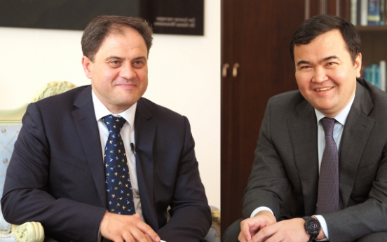 [Herald Interview] 'Kazakhstan vanguard of Central Asia's global engagement'