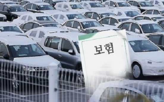 Car insurance premiums to be adjusted differently depending on fault