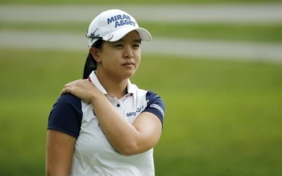 Korean Kim Sei-young returns to top 10 in women's golf rankings