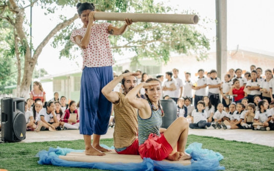 Theater festival to liven up kids' summer