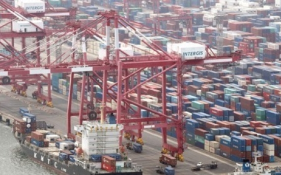 Korea's exports shot up 38.5% in first 10 days of July
