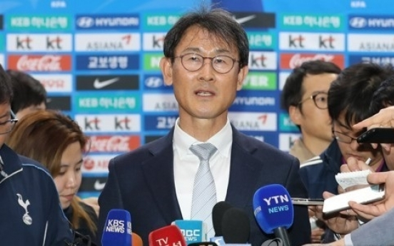 Korea women's football coach set to sign new contract