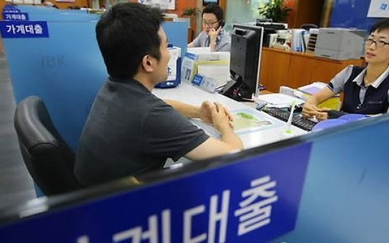 Household debt growth slows in June