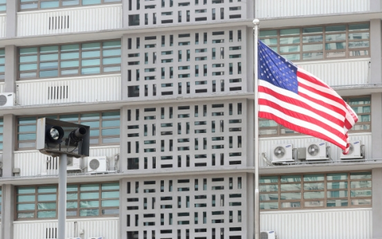 US Embassy in South Korea promotes LGBT right
