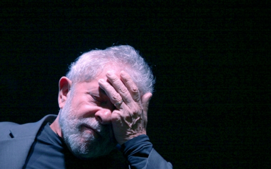 [Newsmaker] Brazil's Lula gets nearly 10 years in jail for graft