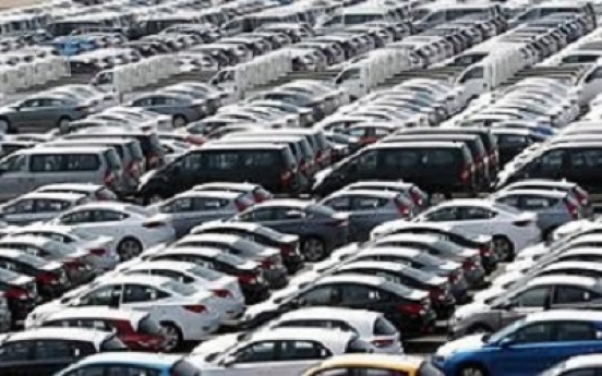 Data indicate tariff elimination doesn't account for increased Korean car exports to US