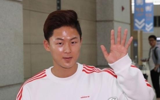 Korean football prospect mulling over future options