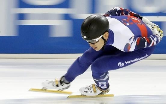Korean-born Russian short tracker wants to enjoy self at PyeongChang 2018