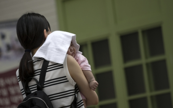 Korea child law sees more babies abandoned