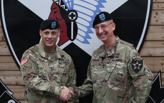 [Herald Interview] Relocation of US base won't hurt readiness: US commanders