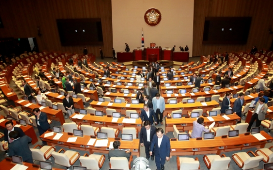 Assembly passes pending bills, fails to handle budget