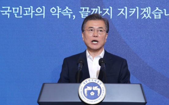 Moon's policies carry high costs for economy