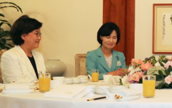 Moon appeals for parliamentary support on budget, state management