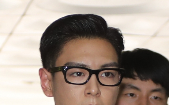 Court sentences Big Bang's T.O.P to 10 months prison, 2 years suspended