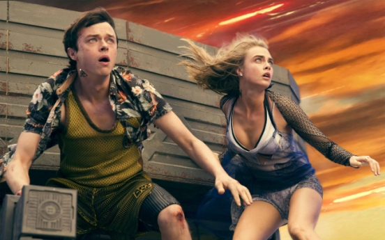 [Movie Review] Luc Besson's 'Valerian and City of Thousand Planets' is dazzling, dimwitted space opera