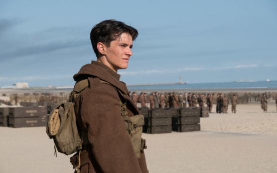 [Movie Review] Riveting 'Dunkirk' is Nolan's, and year's, best