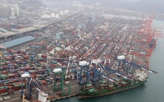 Korea's July 1-20 exports jump 22.4% on-year