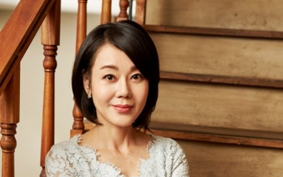 Kim Yun-jin to star in US play penned by Korean playwright