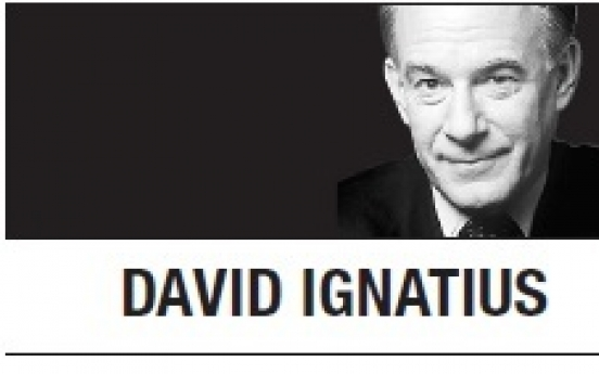 [David Ignatius] Is quiet persuasion more effective than shouting?