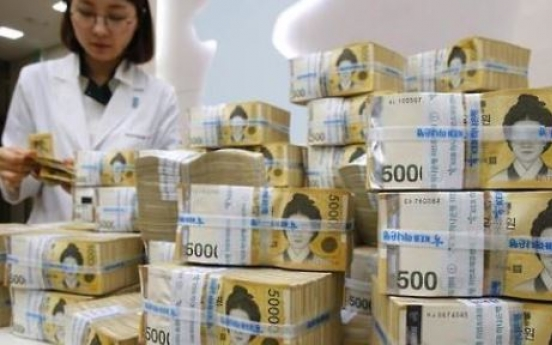 Korea to repay W3.5tr won worth of state bonds next month before maturity