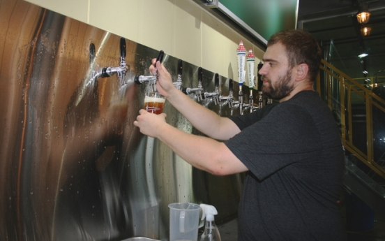 Daejeon brewery keeps local flavor on tap