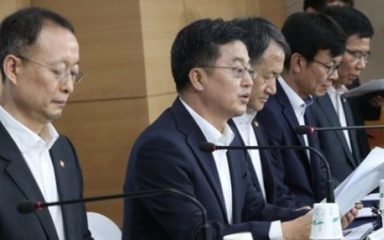 Korean government to unveil tax hike plan next week: finance minister