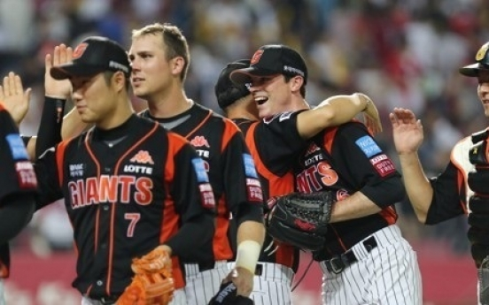 Teams going in opposite directions in bunched up baseball standings