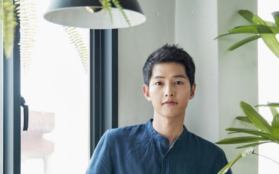 [Herald Interview] How Song Joong-ki balances pan-Asian fame, upcoming wedding, private life