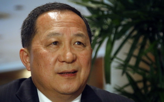 NK's top diplomat to attend regional forum in Manila