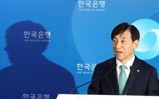 Korea's economic growth slows in Q2 on weak exports: BOK