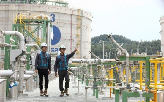 Kogas completes safety checks for LNG facilities