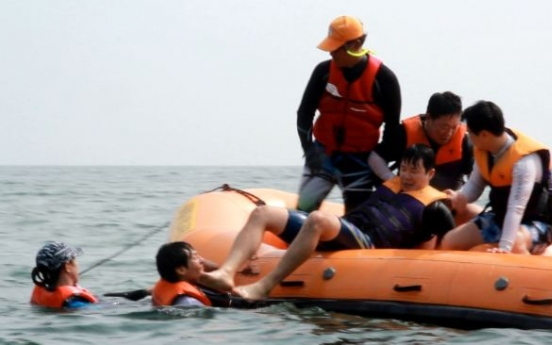 Campaign on to spread basic floating skills, curb drowning deaths