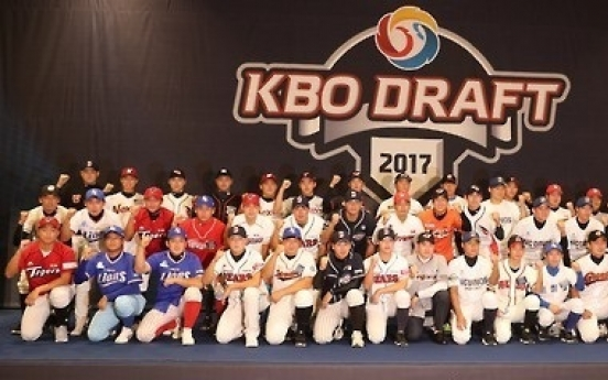 Korean baseball league to open draft for overseas-based players