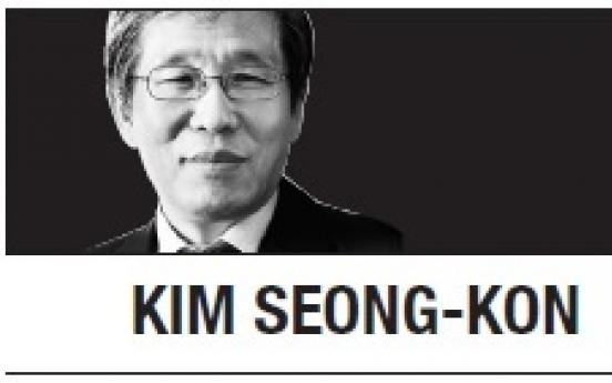 [Kim Seong-kon] A colorless man is a colorful man