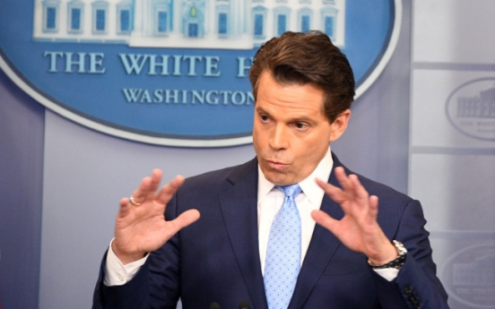 [Newsmaker] Scaramucci out after Trump changes chief of staff