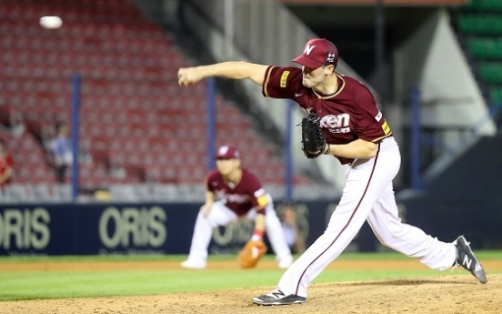 Nexen's Brigham finds his groove in KBO