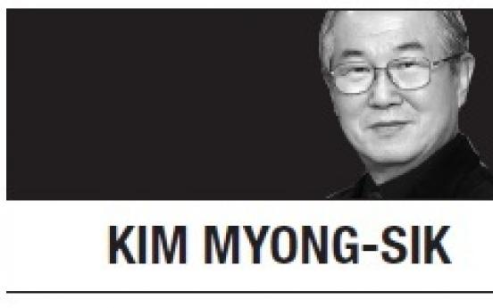 [Kim Myong-sik] Please do not make haste, Mr. President