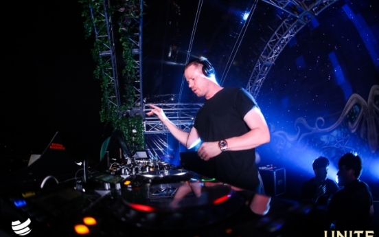 [Herald Interview] Ferry Corsten talks about 'Blueprint,' electronic music scene