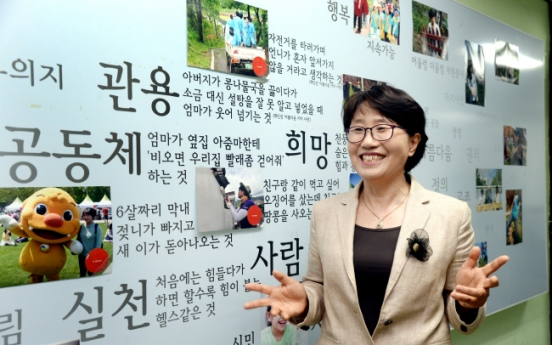 [Herald Interview] South Koreans yet to discover true joy of volunteering