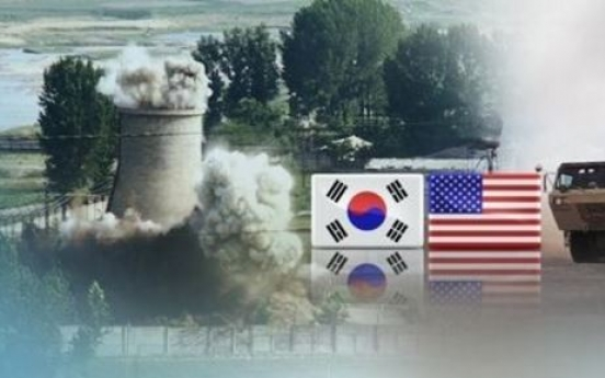 S. Korea stresses taking initiative, peaceful way in resolving N. Korean nukes