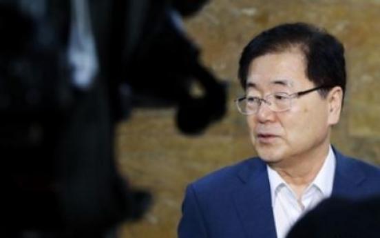 Moon's security adviser dismisses possibility of war