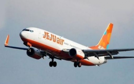 Jeju Air Q2 net soars on strong demand for low-cost travel