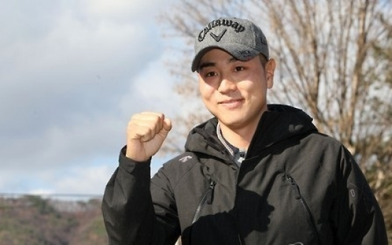 PGA Tour winner Bae Sang-moon to return in Sept. after military discharge