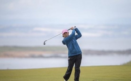 Korean Kim In-kyung on verge of 1st LPGA major