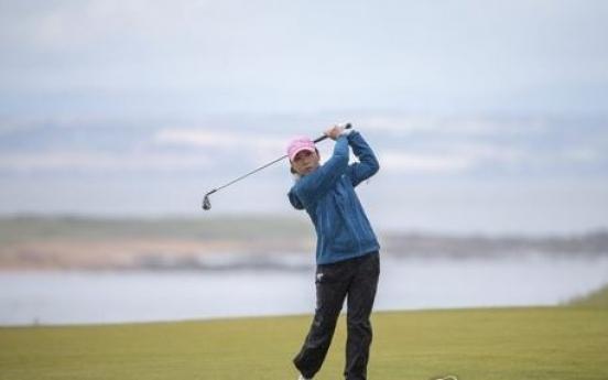 Korean Kim In-kyung on verge of 1st LPGA major